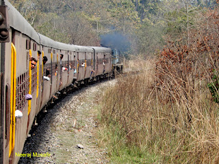 दुधवा रेलवे - भारतीय रेल का कश्मीर