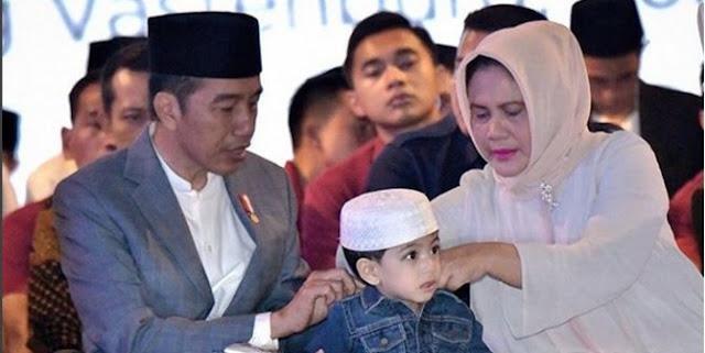 Soal politisi 'sontoloyo', Gerindra duga Jokowi lagi stres & tertekan