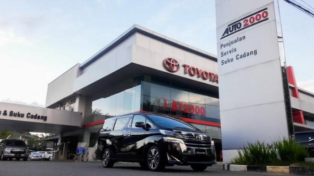 Keuntungan Beli Mobil di Dealer Resmi Toyota