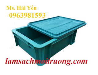 Khay nhựa đựng linh kiện, hộp đựng đồ cơ khí, hộp đựng vật tư giá rẻ