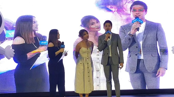 KathNiel Vivo V9 Mall Tour SM Mall of Asia