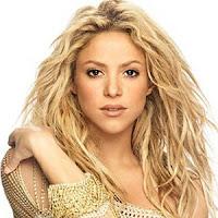 Shakira free piano sheets