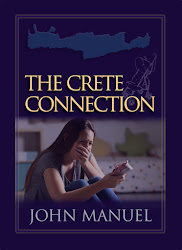 Latest novel - The Crete Connection