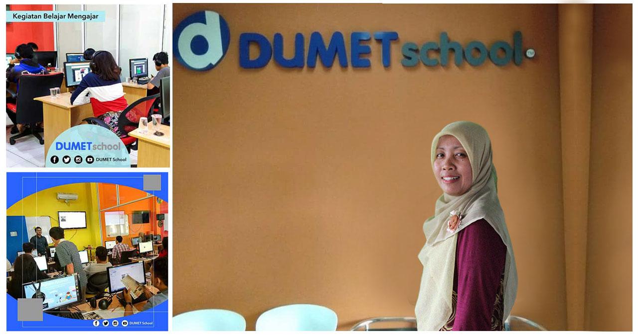 Ruang Kelas Dumet School
