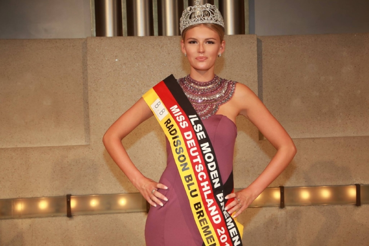 miss germany Deutschland 2018 olivia moller