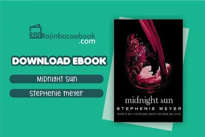 Download Novel Midnight Sun by Stephenie Meyer Pdf