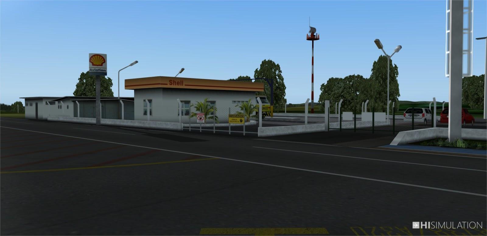 [Loja] SBCHX2018 - Aeroporto de Chapecó FSX, Prepar3D vs 3, 4