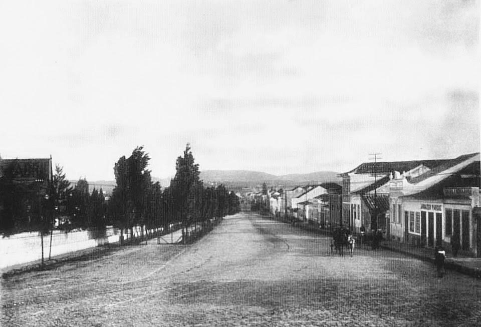 Porto Alegre: Avenida João Pessoa, 1909