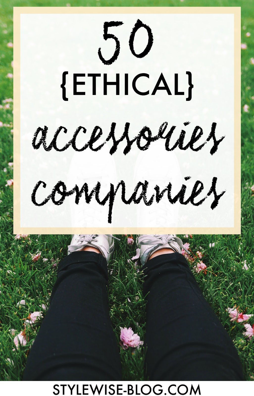 more than 50 ethical and sustainable shoes and accessories directory