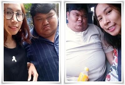 Puwadol, Pria Obesitas Yang Dicintai Dengan Tulus
