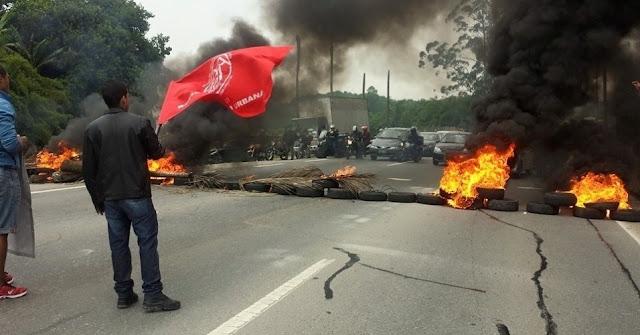 """Quem aterroriza São Paulo contra o impeachment de Dilma? O """"movimento"""" coordenado pelo PCC"""