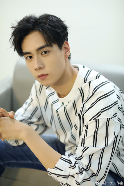 DramaPanda: Hu Yitian caught in controversy over alleged meeting with woman in hotel