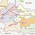 Bản đồ  Huyện Tiên Du, Tỉnh Bắc Ninh