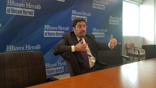 Comunidad Internacional busca renovación de liderazgo opositor para salir de Maduro, dice embajador
