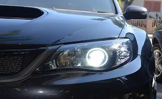 Faro LED de coche