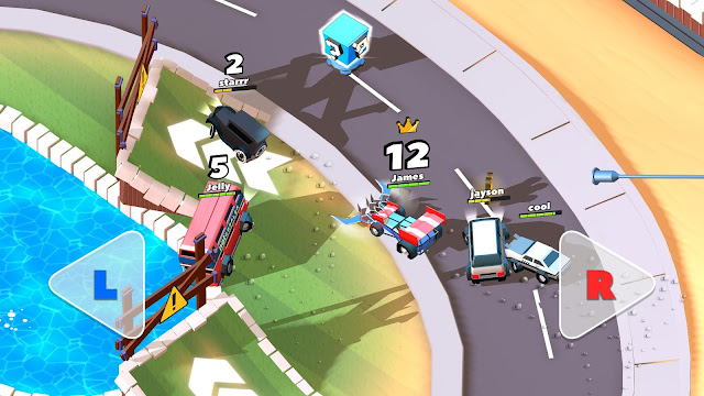 Download Crash of Cars Mod Apk v1.1.03 Terbaru (Unlimited Coins+Gems)