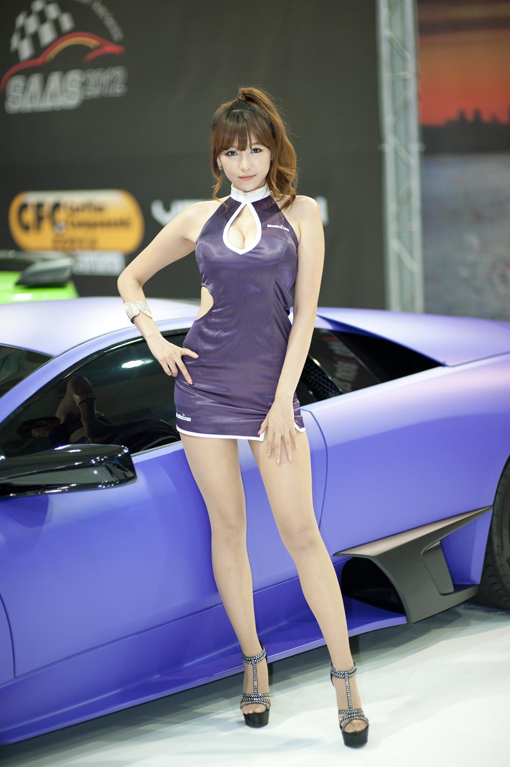 xxx nude girls: Lee Eun Hye - Seoul Auto Salon 2012