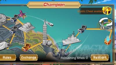 Girls X Battle Champion Mode