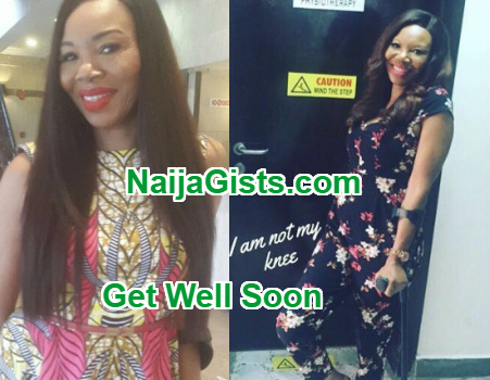 betty irabor knee surgery