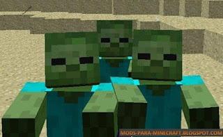 Progressive Mobs Mod para Minecraft 1.8.9