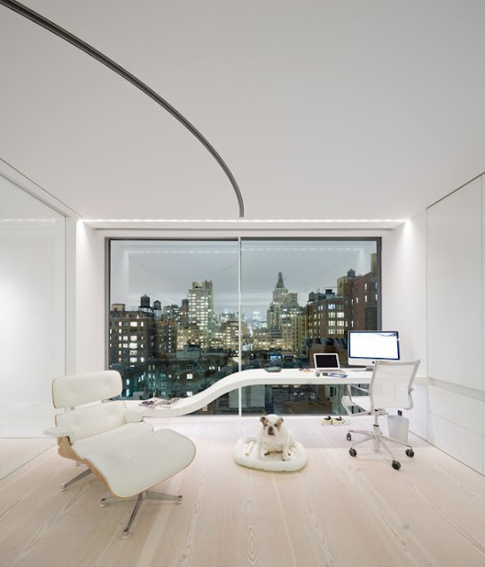 Apartment In Manhattan: Loft Apartment In Manhattan, NYC: Most Beautiful Houses In