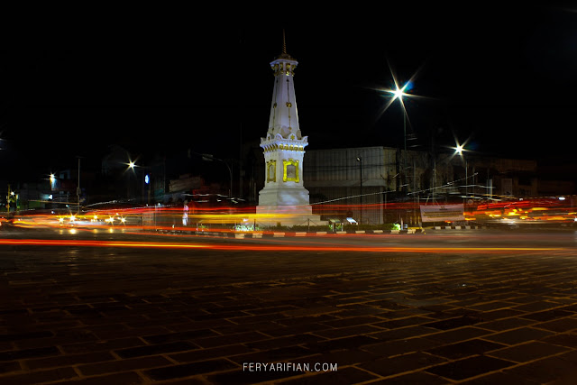 feryarifian food travel blogger malang tugu jogja