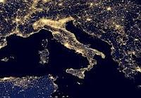 mappa dell'italia