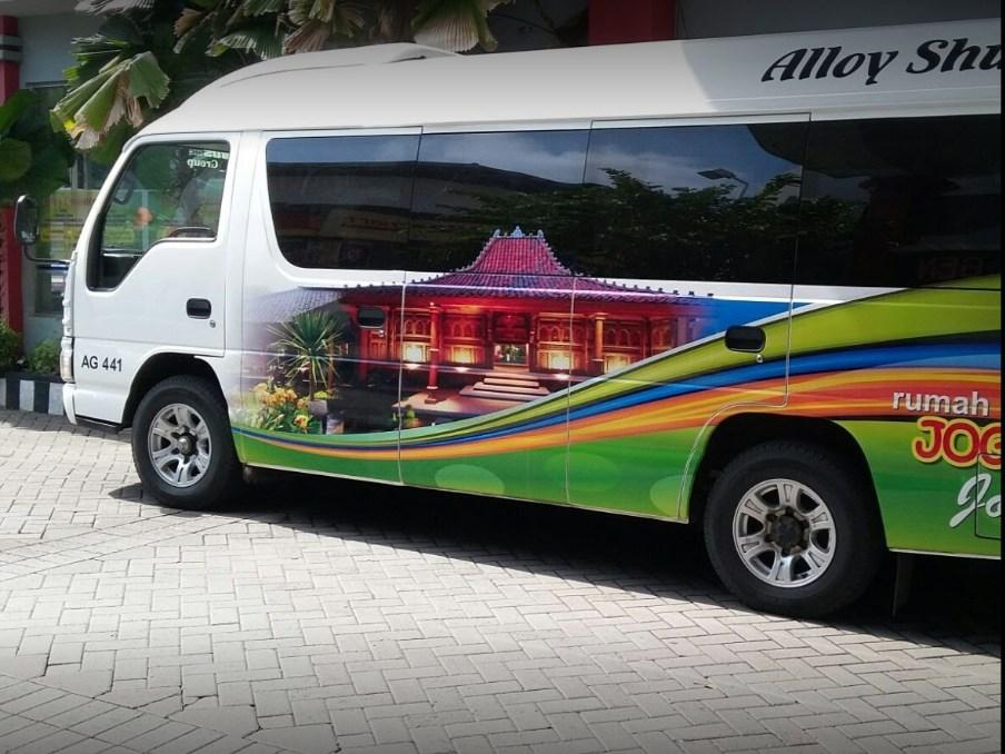 Harga Tiket Alloy Travel Semarang Jogjakarta Jadwal Update 2018