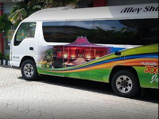 Mobil Travel Semarang Jogja