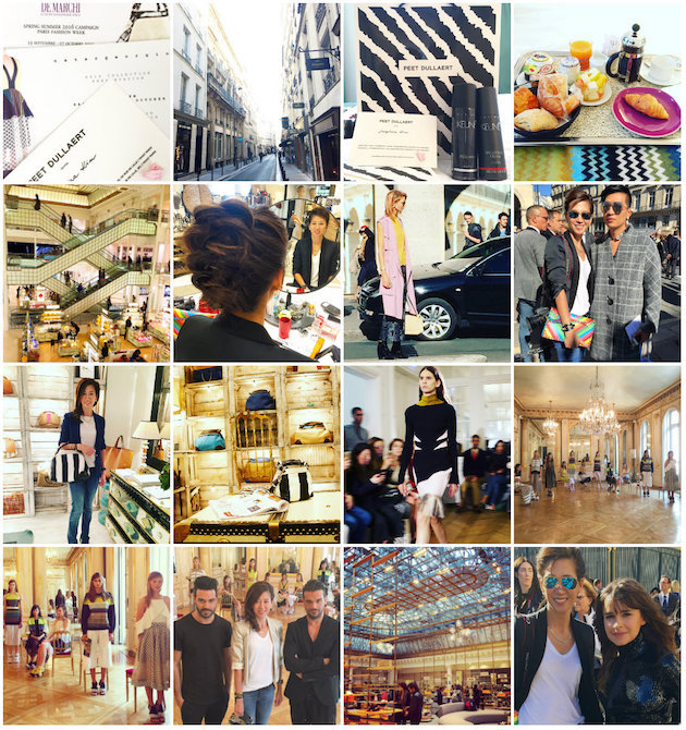 Instagram photos from Paris