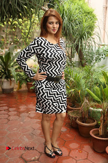 Actress Saloni Latest Pos in Short Dress  0288.JPG