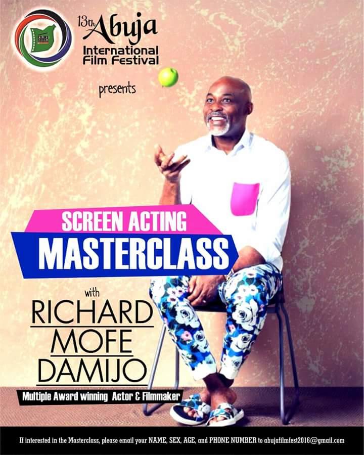 13th Abuja International Film Festival