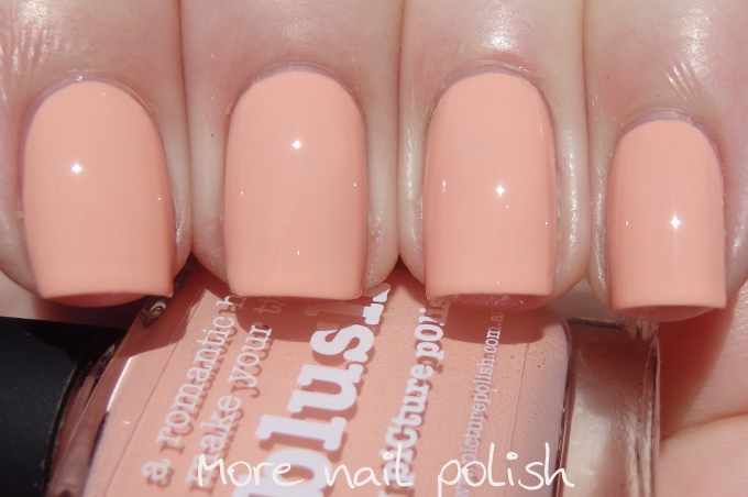 Picture Polish colour guide ~ More Nail Polish