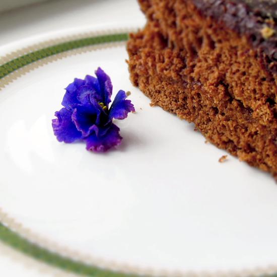 Chocolate cak, впечатления