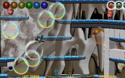 Download Bubble Bobble Magical Tower ISO PSP PPSSPP