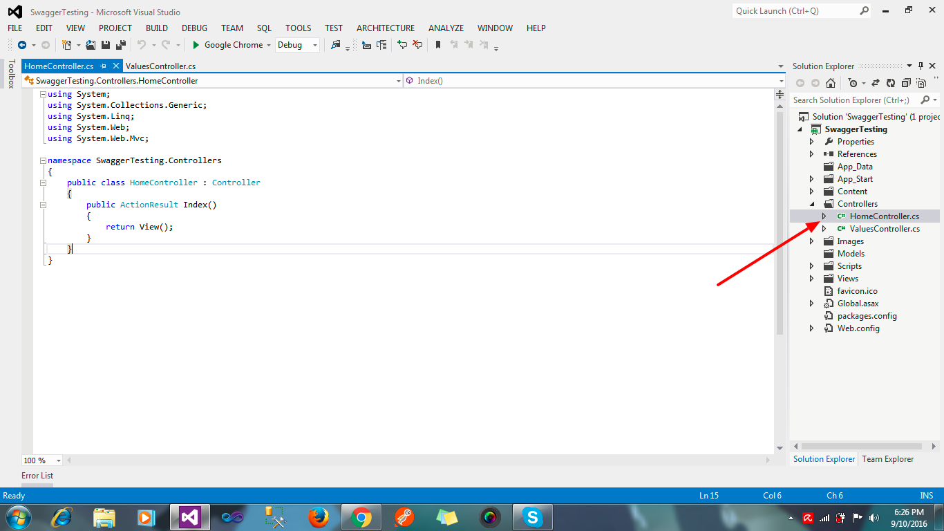 Swagger integration with web api in MVC  ~ ASP NET,MVC,Azure,ANGULAR