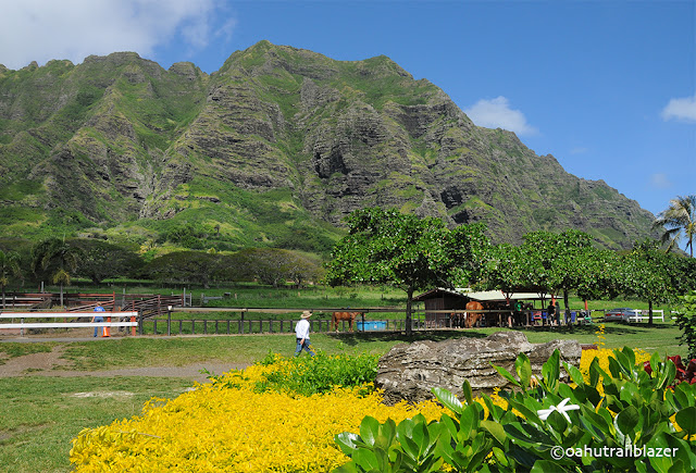 Oahu ranch Trailblazer guide