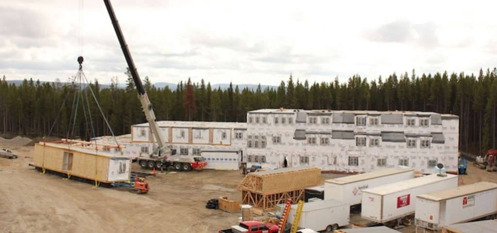 Modular home builder adding commercial projects could put - Disadvantages of modular homes ...