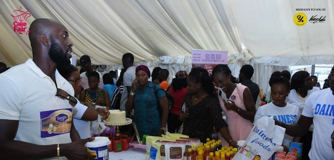 Photos: The Cake Fair 2017 Thrills Patrons