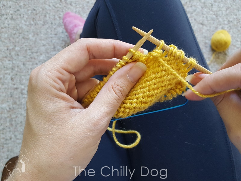 Knitting Tutorial German Or Double Stitch Short Row Heels The