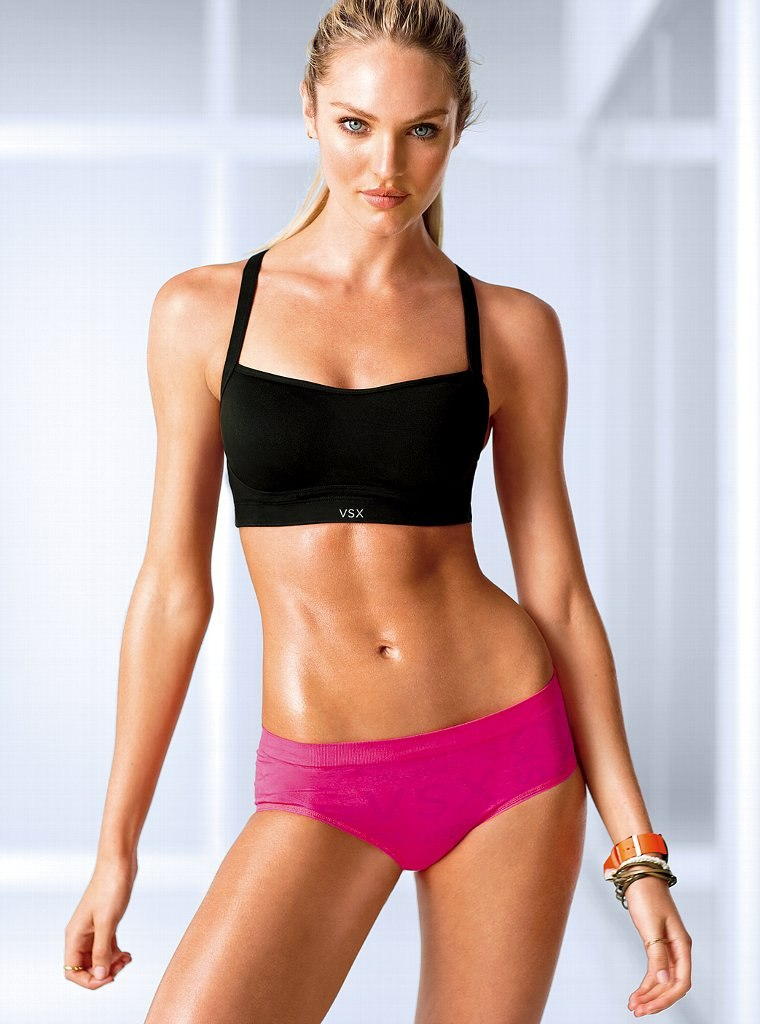 Candice Swanepoel ♥ work out motivation for August ...