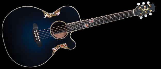 dan guitar takamine