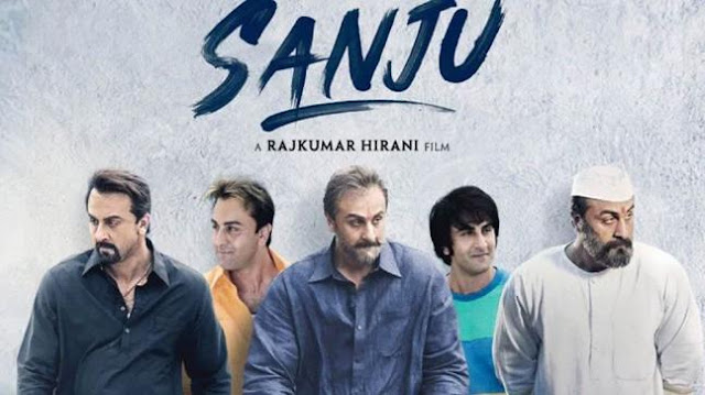 Second day collection of Sanju