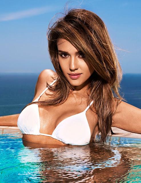 Jessica Alba 10 - Jessica Alba Hot Bikini Images-60 Most Sexiest HD Photos of Fantastic Four fame Seduces Us Atmost