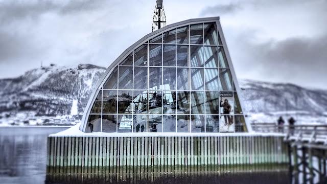 MS Polstjerna, Tromsø - Noruega, por El Guisante Verde Project