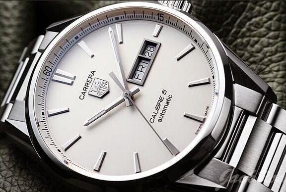 2a7030d142 Replica TAG Heuer Carrera CALIBRE 5 Day Date Automatic Watch WAR201B.BA0723