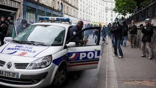 Des policiers agressés par des casseurs lors de la manifestation contre la loi travail
