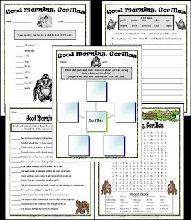 https://www.teacherspayteachers.com/Product/26-Magic-Tree-House-Good-Morning-Gorillas-Novel-Study-150859