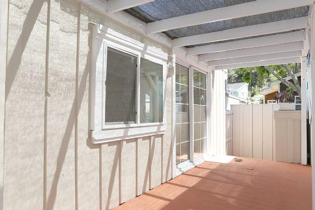 Arredare piccoli spazi: la mobilhome shabby chic di Rachel Ashwell before esterno