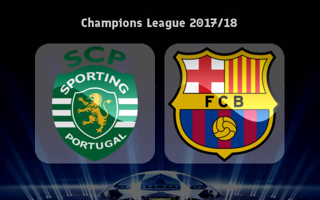 Sporting CP vs Barcelona Full Match & Highlights 26 September 2017